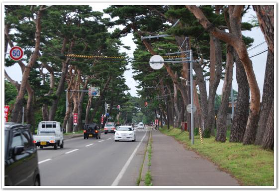 日本の道百選 赤松街道に行ってみた