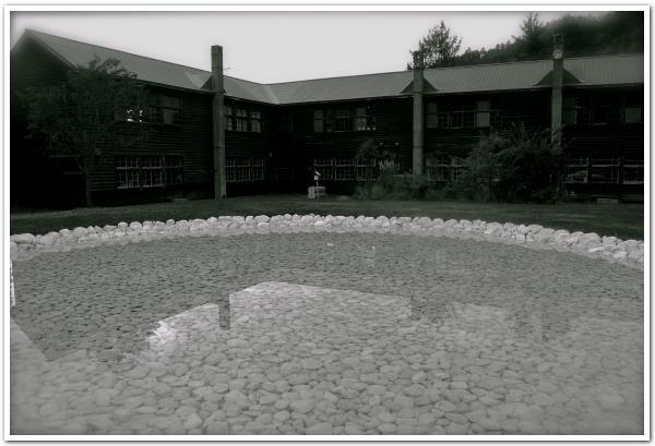 瑞々しい大理石と木造校舎「アルテピアッツァ美唄」