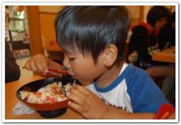 函館朝市「どんぶり横町」のイベントに参加してみた