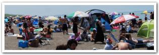 石狩市「あそビーチ」に行ってみた