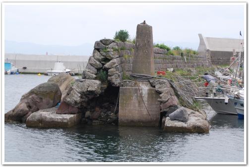 函館漁港と弁天台場跡に行ってみた