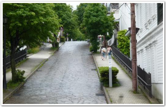 日本の道100選「大三坂」に行ってみた