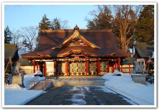 北海道護国神社に行ってみた