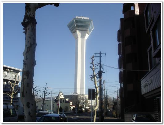 函館市の「五稜郭」に行ってみた