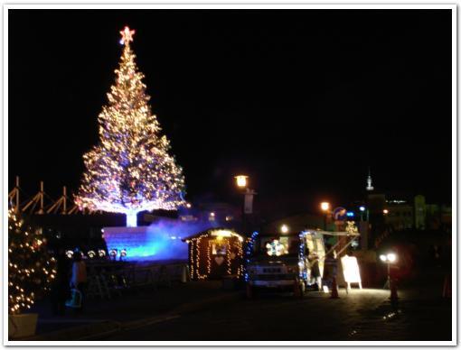 「はこだてクリスマスファンタジー」に行ってみたことがある