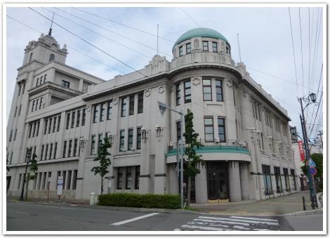 「函館市まちづくりセンター」でタイムマシンに乗ってみた
