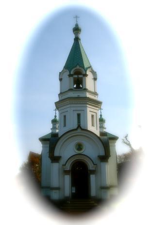 ハリストス正教会と日本人初のイコン画家
