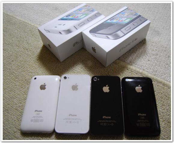 iPhone4Sと函館カルチャーナイト