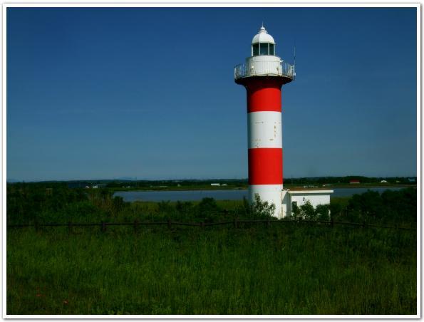 北海道最古の「石狩灯台」を訪問してみた
