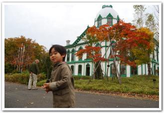 「北海道開拓の村」に行ってみた(その1)