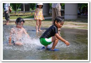 旭川市の「カムイの杜」で遊んでみた