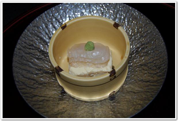 「煌」 函館の1つ星レストランにて
