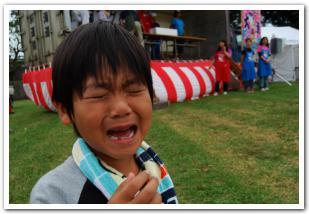 赤く輝く本マグロに舌鼓!「松前マグロ祭り」