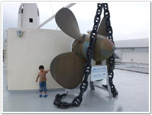 夢に溢れていた青函連絡船「摩周丸」を見学してみた
