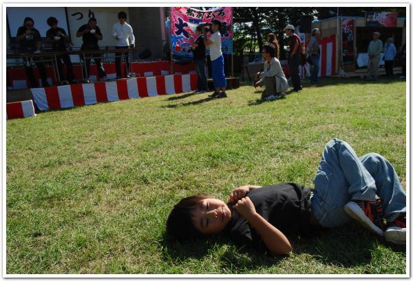 情熱の賜物「松前マグロ祭り」に行ってみた