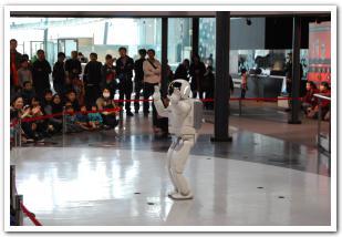 素敵な未来を覗き見てみた「日本科学未来館」