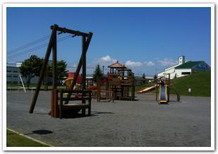 意外にも?子供の遊び場が豊富な「妹背牛町」!