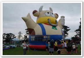 オールななえ赤松街道納涼祭に行ってみた