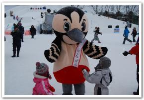「なよろ雪質日本一フェスティバル」に行ってみた