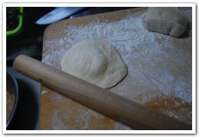 道産強力小麦粉で「肉まん」を作ってみた