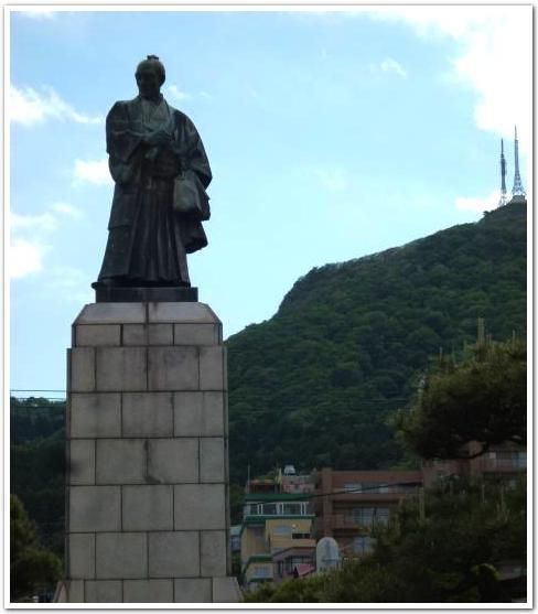 「日露友好の碑」から垣間みた函館と高田屋嘉兵衛