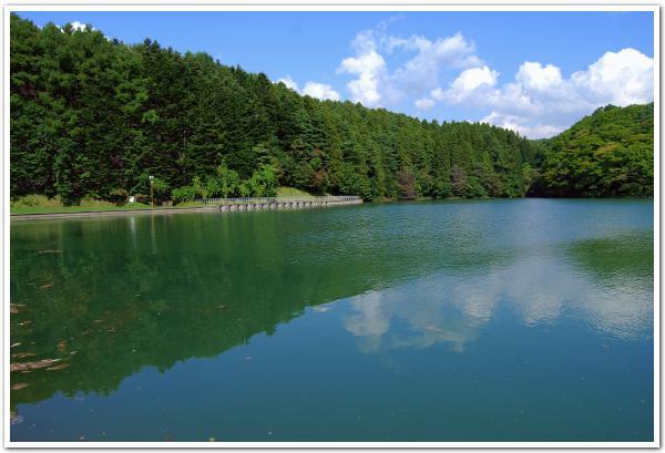 ダムマニアの憧れ「バットレスダム」と函館の水