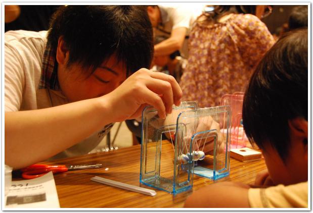 待ちこがれたぞ!「科学の祭典 in 函館」 2