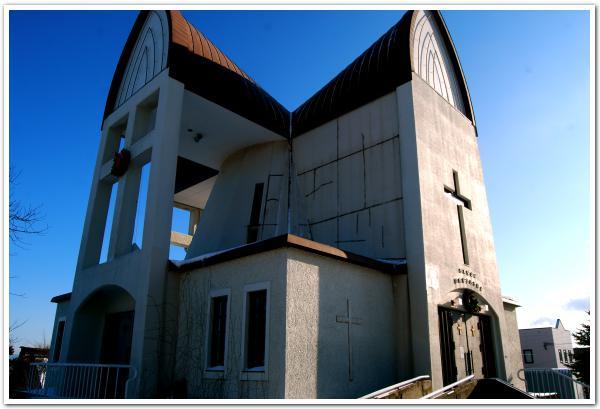 函館ハリストス正教会の聖体礼儀に参加してみた