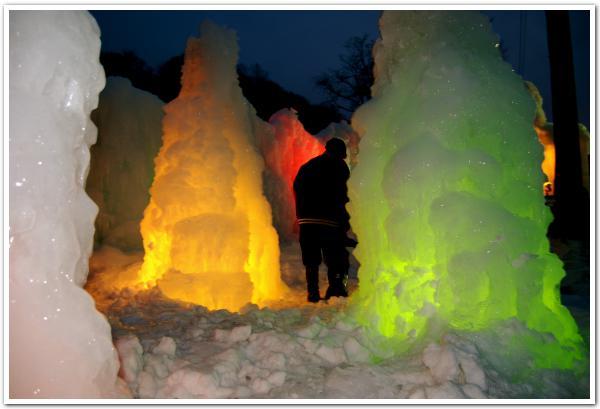 極寒のイベント「支笏湖氷濤まつり」が間もなく開催!