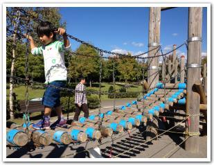 路傍の花と馬に遭遇しつつ 「息子」と函館昭和公園