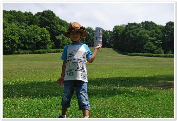 砂川市「こどもの国」で逞しく遊ぶ「息子」に感動!