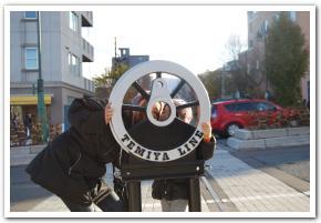 小樽市「旧手宮線跡地」をたどってみた