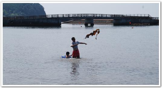 豊浦海浜公園キャンプ場に行ってみた