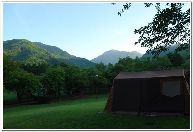 快適な長期滞在型キャンプなら【熊石青少年旅行村】でしょ!