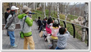 滝野すずらん公園でバードコールを作るイベントに参加してみた