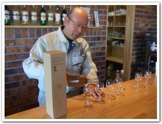 「余市葡萄酒醸造所」に行ってみた