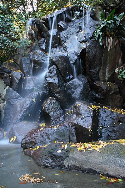 名主の滝公園(08/12/07)