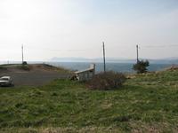 アルトリ岬とジョン・バチラー夫妻記念堂