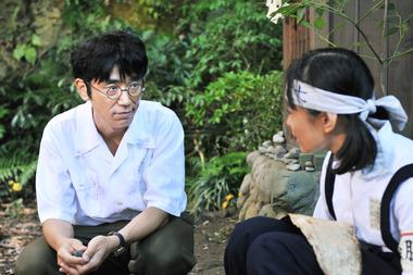 『日輪の遺産』の佐々部清監督にインタビュー