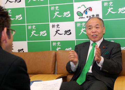 鈴木宗男に北方領土返還交渉の内実を訊く