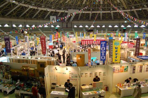 丹波屋が「09建築資材大展示会」を開催
