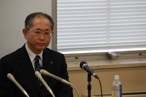 北電・川合新社長が会見。核のゴミについて「考えていない」