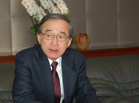 北洋銀行新頭取に決まった石井純二副頭取にインタビュー