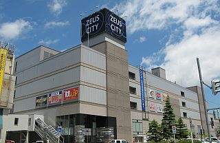 苫小牧「ZEUS  CITY」の惨状