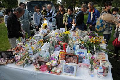 小動物慰霊祭で500人が御霊に祈り