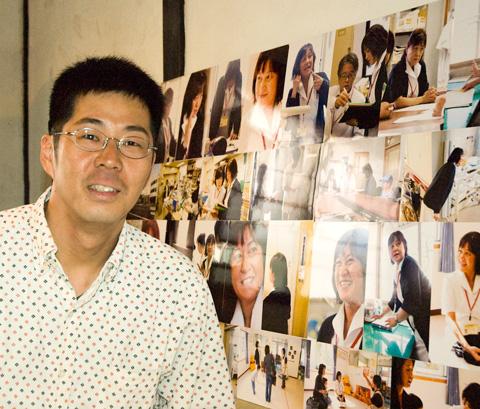 写真家・阿部重宣さんが出版記念写真展