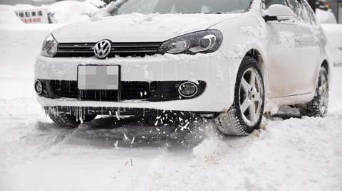 VWじゃなかった!