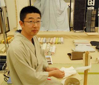 人間国宝・小川規三郎講演 札幌で「伝統の美と技」展