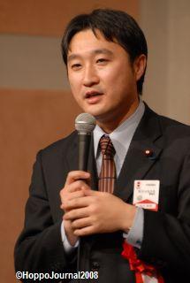 北見勝利でムネオ氏ニンマリ 札幌で石川パーティー