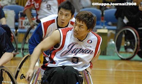北海道車椅子バスケットボール大会